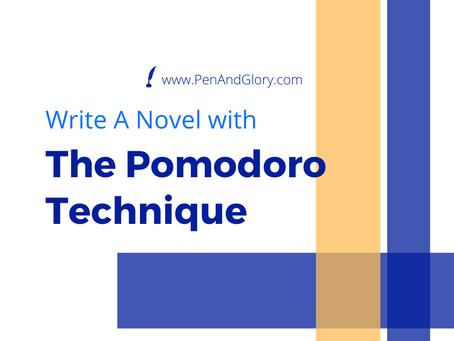 Write A Novel with The Pomodoro Technique