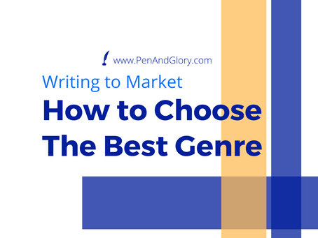 Writing to Market: How to Choose the Best Genre