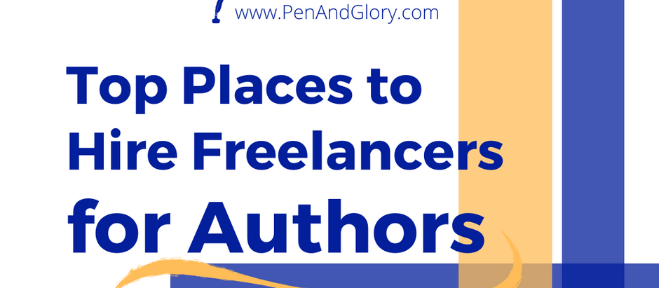 Top 7 Places to Hire Freelancers: for Authors