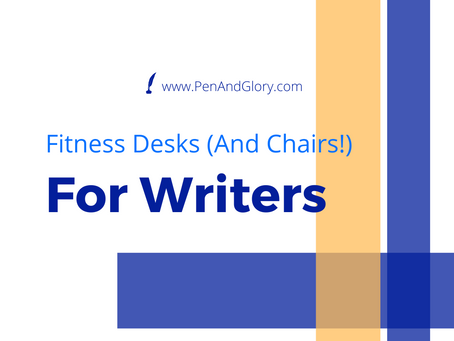 Top Fitness Desks (And Chairs!) for Writers
