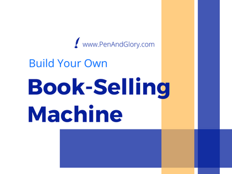 Build Your Own Book Selling Machine