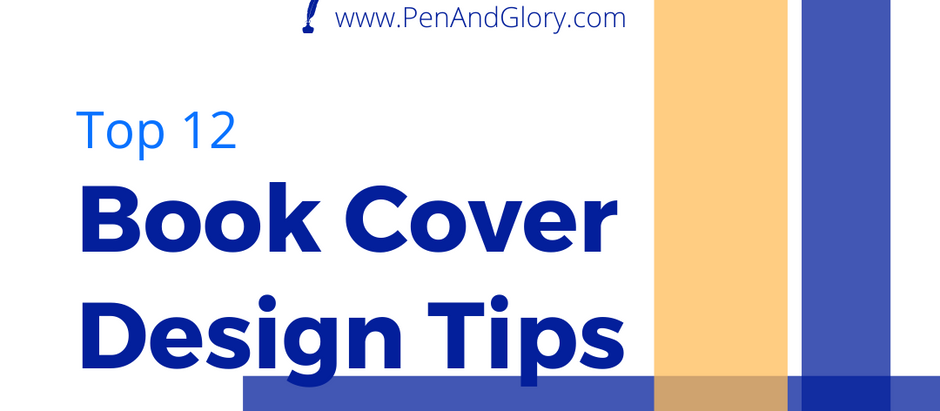 Top 12 Book Cover Design Tips for Self-Published Authors
