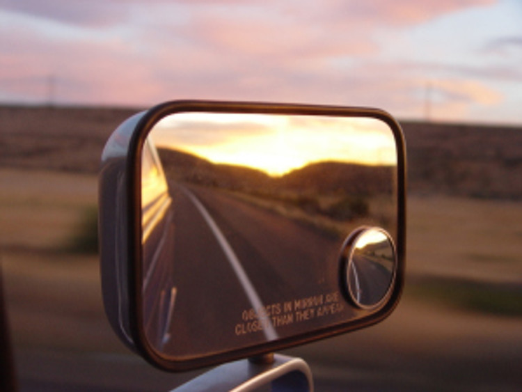 On the road again... I can't wait to be on the road again...