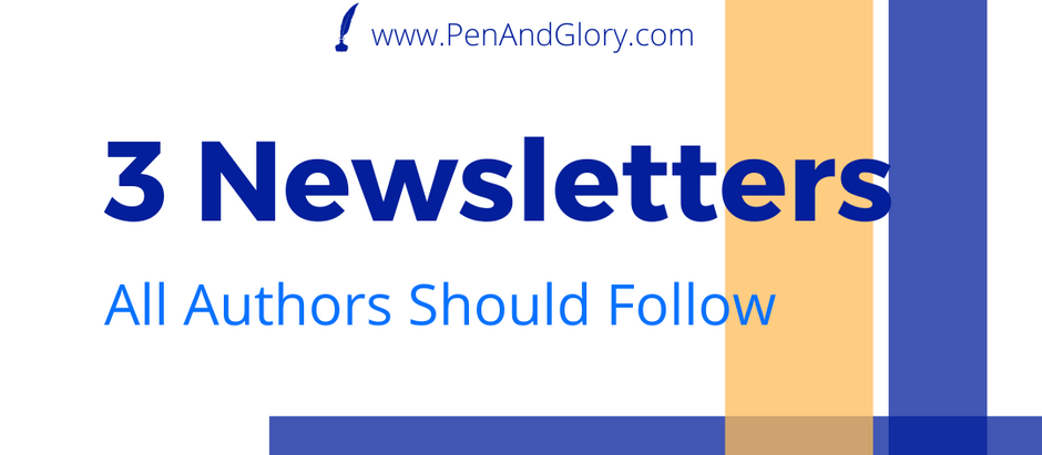 3 Types of Newsletters All Authors Should Follow