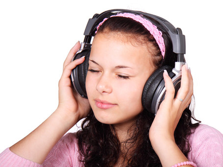 Stimulate Your Ears, Stimulate Your Book: Reading Aloud and Listening to Music