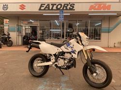 DRZ400SM 2021 WHITE