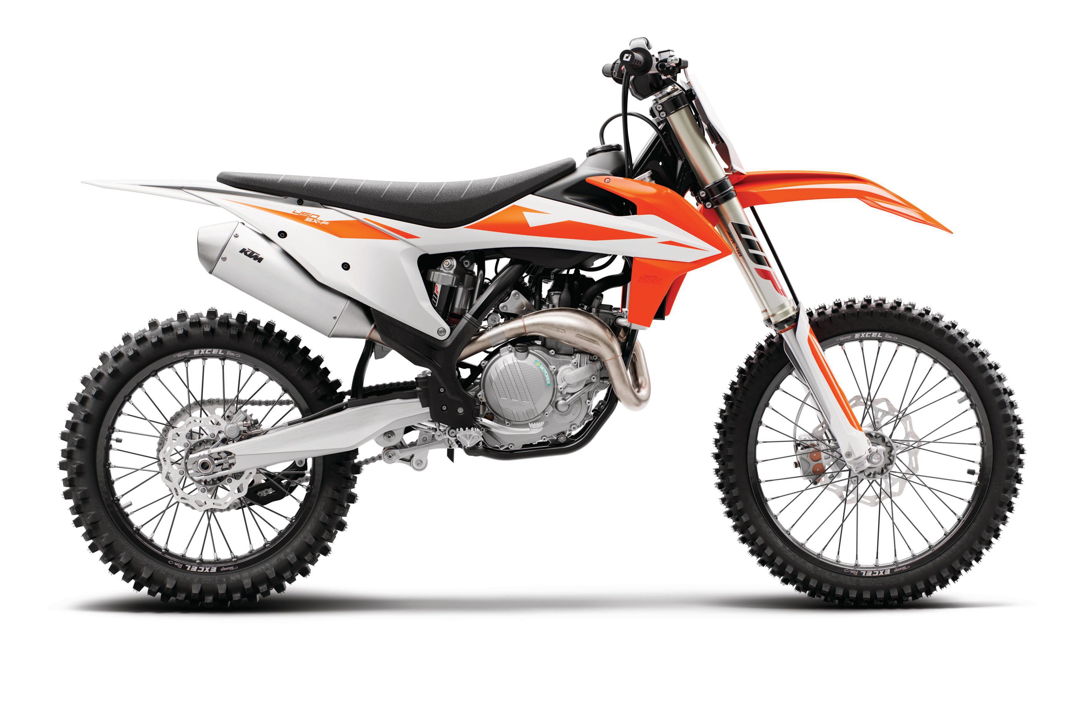 450 SXF