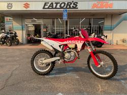EX 450F 2022
