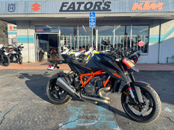 1290 SUPER DUKE R BLK 2020