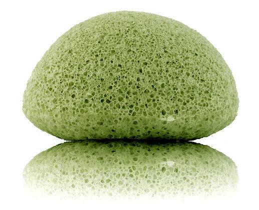 Aloe Vera Infused Konjac Sponge