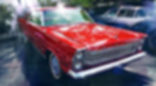 1965 FORD GALAXY 500XL Detail