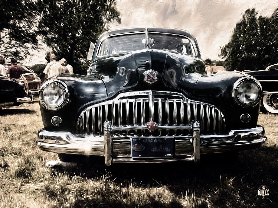 1946 BUICK ESTATE WAGON