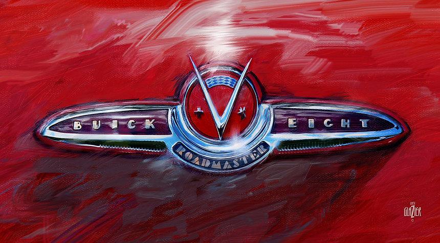 1953 Buick Super convertible