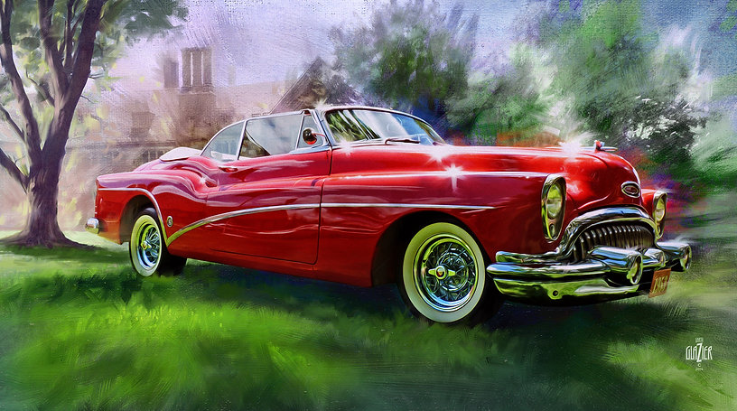 Buick Super Eight Meadowbrook