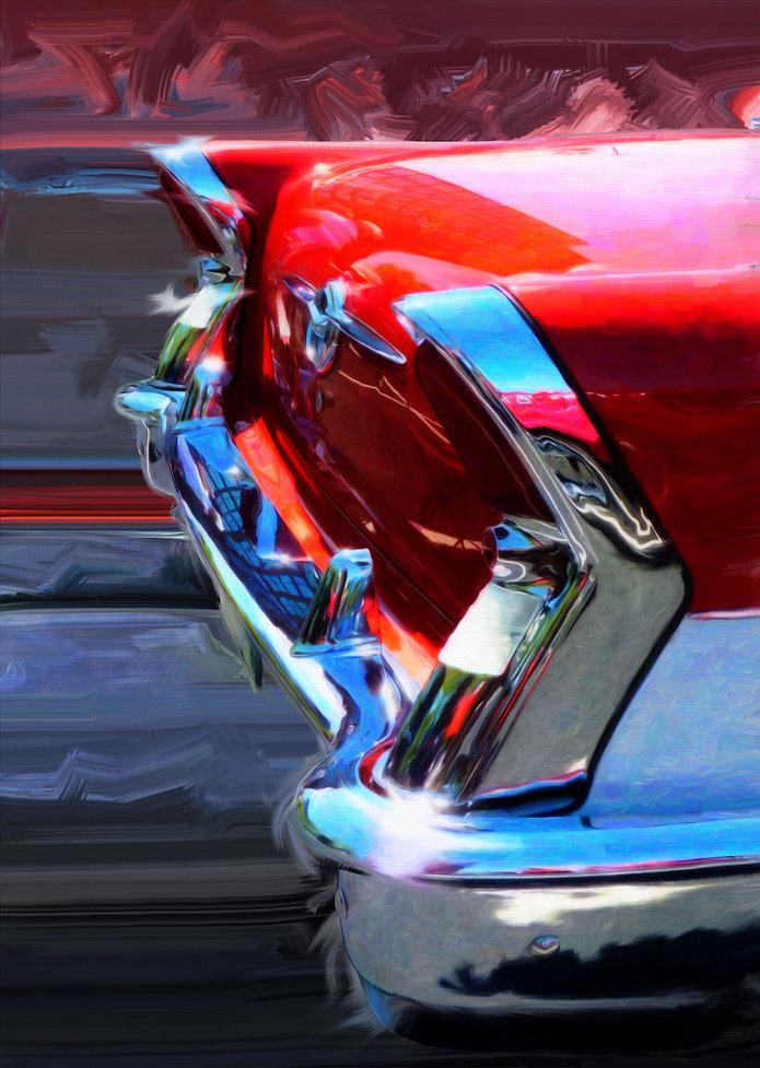 1956 Buick Century Riviera Sedan