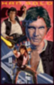 STAR WARS: Hon Solo