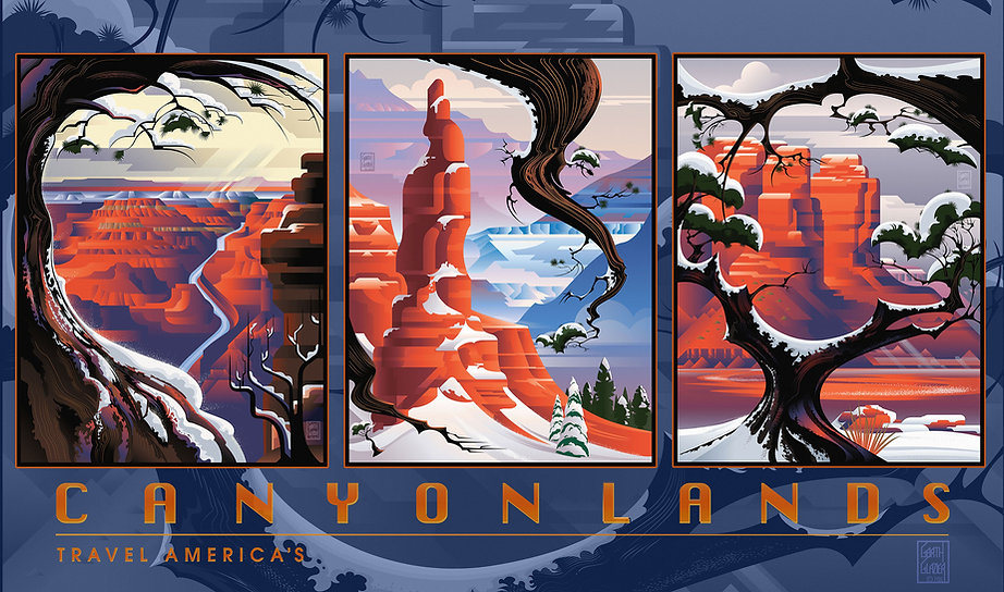 CANYONLANDS Winter Series