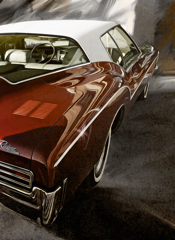 Buick Riviera detail