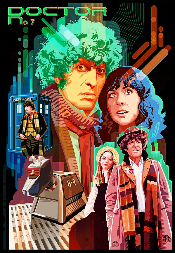 DR WHO No. 7