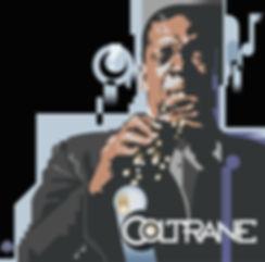 JOHN COLTRANE Album Cover Design