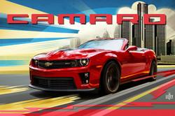 Concept 7 Camaro-ZL1 Detroit