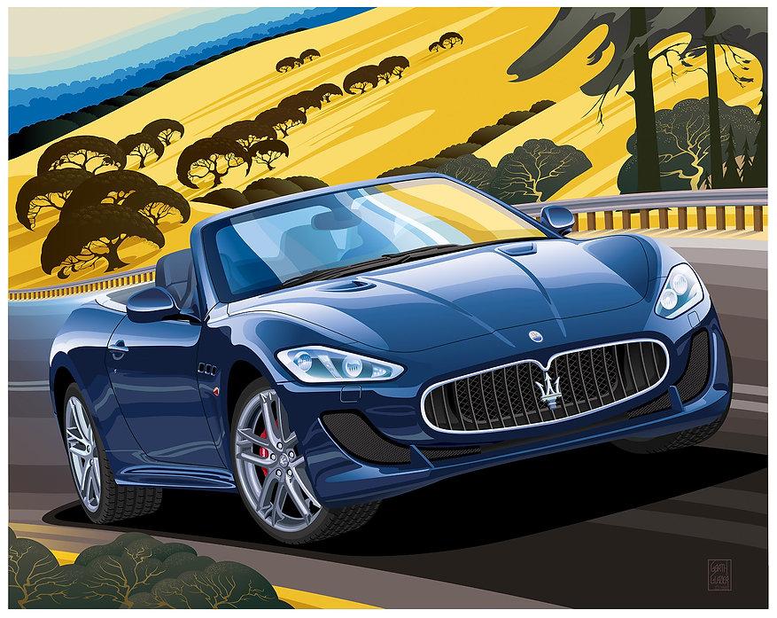 Maserati GranTurismo Convertible_ART-WEB