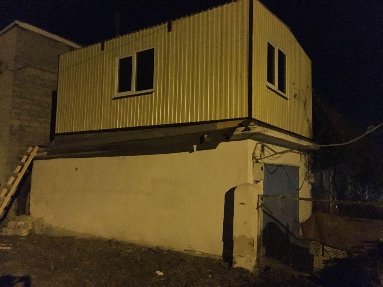 бытовка, дом для  проживания