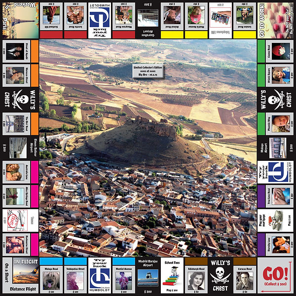 40th Birthday - Spain