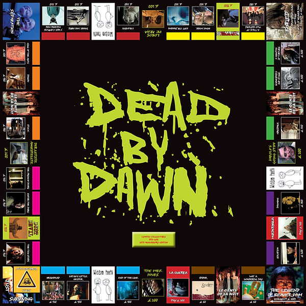 Dead By Dawn - Mini board