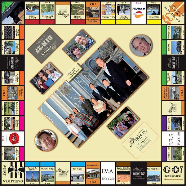 Fonseca Port Family board