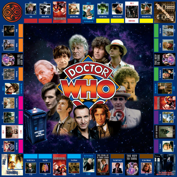Doctor Who: Eleven Doctors