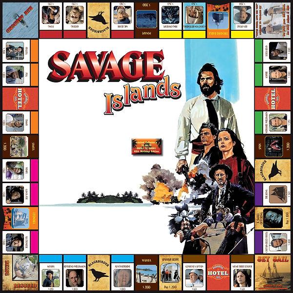 Savage Islands (aka Nate and Hayes)