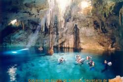 Mejico cenotes