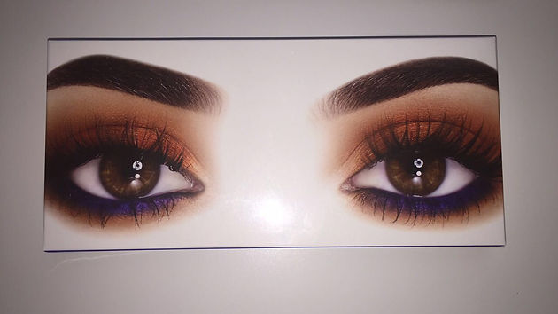 Kylie Cosmetics Royal Peach Palette Review