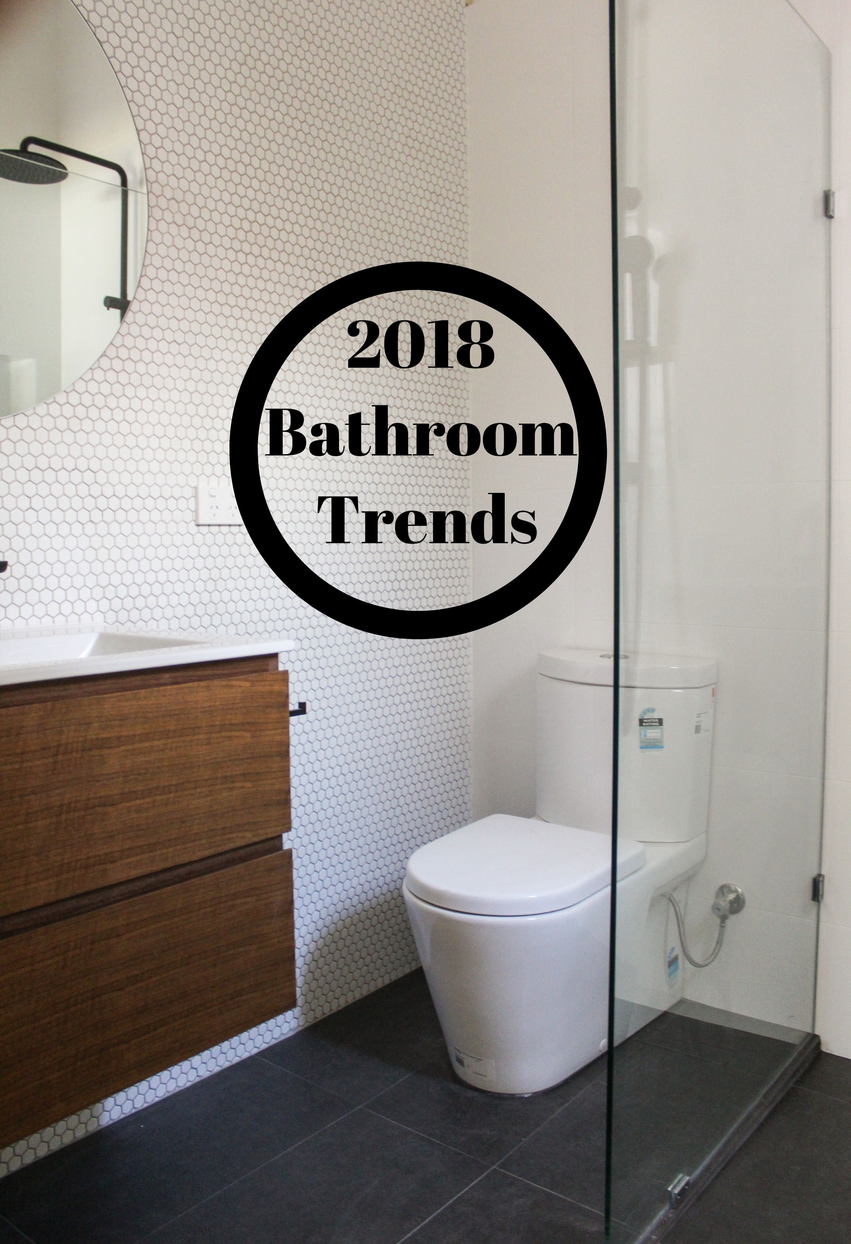 Swell 5 Bathroom Renovation Trends 2018 Download Free Architecture Designs Scobabritishbridgeorg