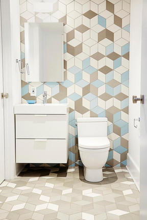 Tiling Ideas Perth - On the Ball Bathrooms