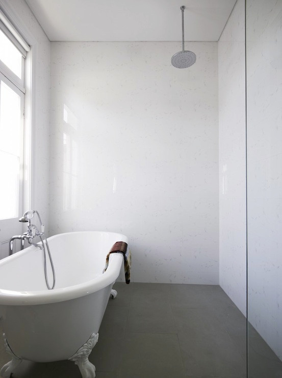 Small Bathrooms Have Limited Space , A Large Tub Usually A Minimum Of  1500mm X 750mm Can Take Up Valuable Space. On The Flip Side, A Shower ...