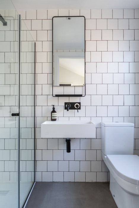 Black Bathroom Fittings Perth