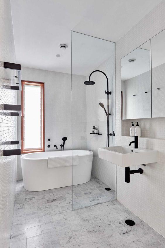 Wet Room Bathroom Renovations Perth