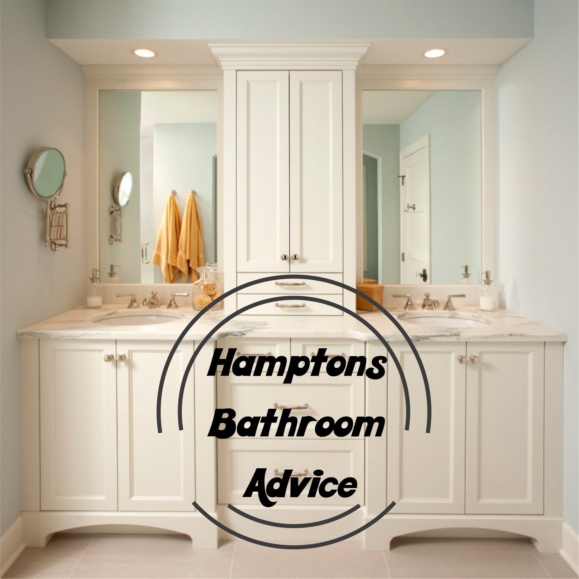 5 Tips To Create Hampton\'s Bathroom In Perth | Bathroom Renovations ...
