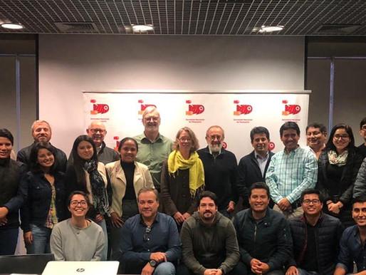 Aporte de la SNP al conocimiento de los hábitat de las principales especies del mar peruano
