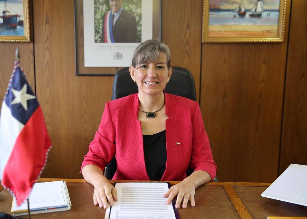 Subsecretaria de Pesca y Acuicultura (SUBPESCA) Ministerio de Economía, Fomento y Turismo