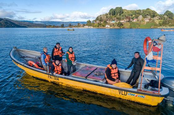 Efectos Covid-19 en la pesca artesanal de la Región de Los Ríos.