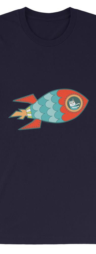 Spaceship Cat