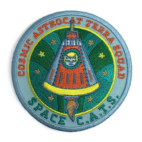 Space C.A.T.S. Patch