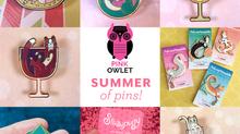 Summer of Pins!