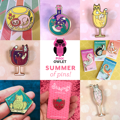 Summer of Pins!
