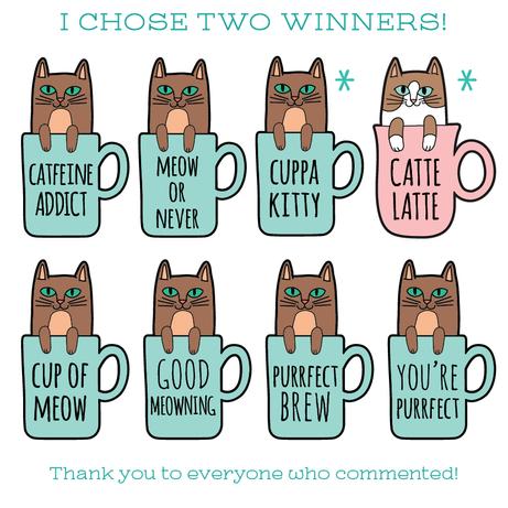 New Coffee Cat Pathces!