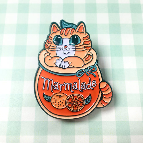 Jam Cats Orange Marmalade