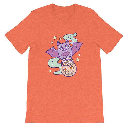 Going Batty Short-Sleeve Unisex T-Shirt